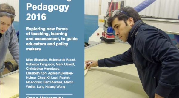 Innovating Pedagogy, report annuale