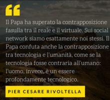 Non c'è contrapposizione fra reale e virtuale ...