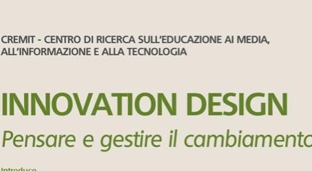 Innovation design. Pensare e gestire il cambiamento