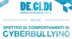 Spettro di comportamenti del cyberbullying
