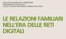 """""""Le relazioni familiari nell'era delle reti digitali"""", il convegno del 12 aprile"""