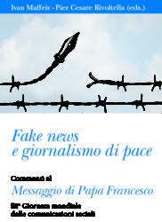 """""""Fake news e giornalismo di pace"""", l'intervista al Professor Rivoltella"""