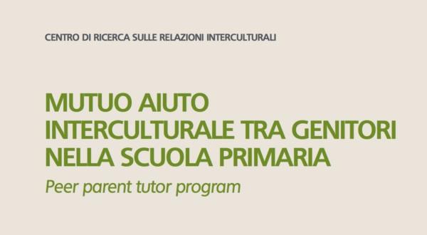 """""""Peer parent tutor program"""", il seminario del 13 aprile"""
