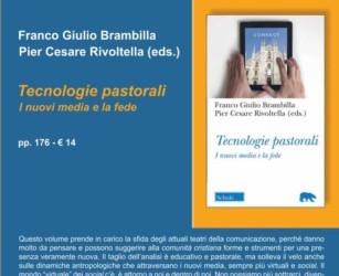 """Il nuovo libro su """"Tecnologie pastorali"""""""