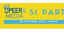 MOOC PEER & MEDIA - 3° edizione