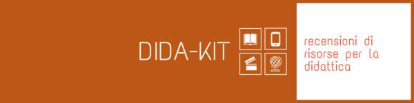 """Vi presentiamo la rubrica """"Dida-kit"""" recensioni di risorse per la didattica"""