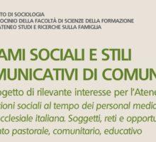 Legami sociali e stili comunicativi di comunità