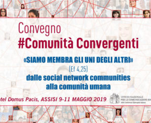 #Comunità Convergenti (Assisi 9-10-11 maggio, 2019)