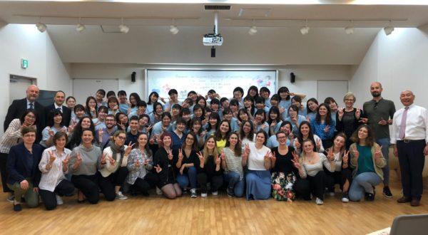 Viaggio didattico e culturale in Giappone