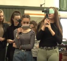 CSR, azienda, scuola e territorio: il Curricolo di Educazione Civica Digitale tra videointerviste e survey