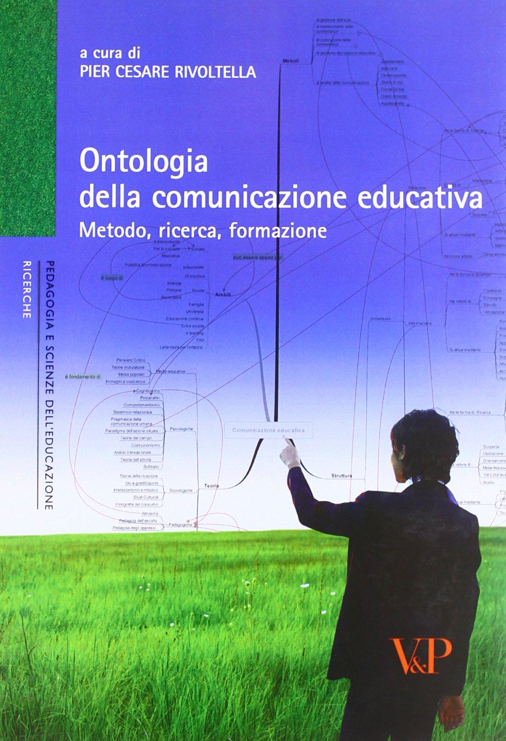 Ontologia della comunicazione educativa. Metodo, ricerca, formazione