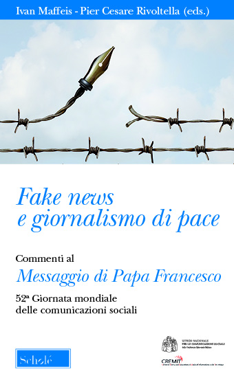 [Libro] Fake news e giornalismo di pace