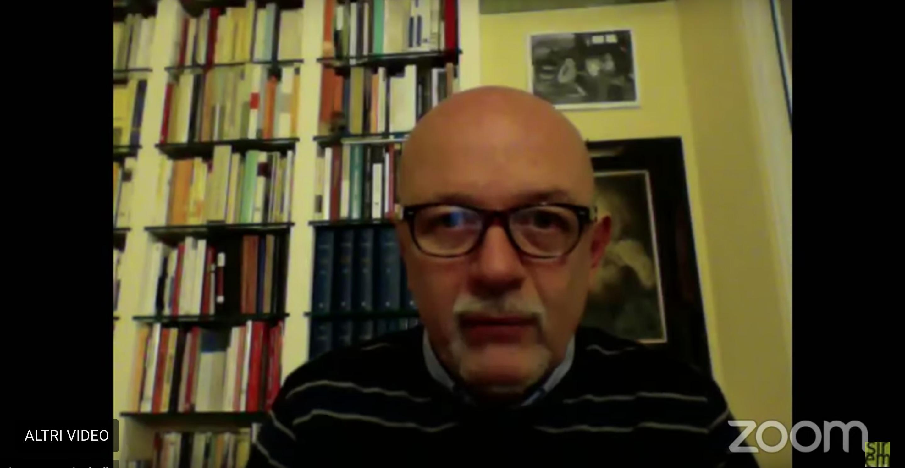"""[Video] """"La scuola ai tempi del COVID19"""" – Intervento di Rivoltella al webinar SIREM"""
