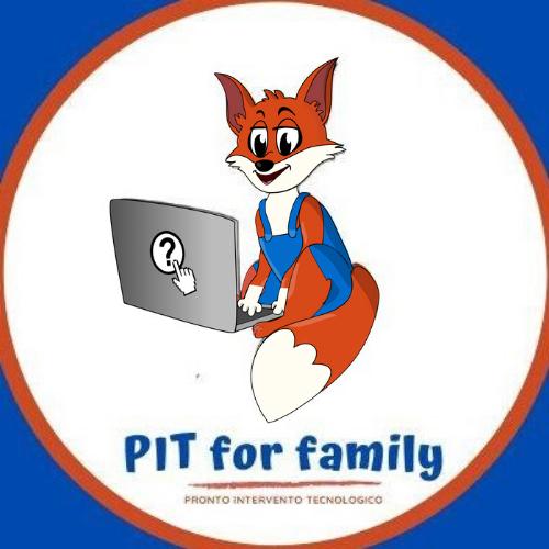 PIT for Family, crescere insieme nella didattica a distanza e nel digitale