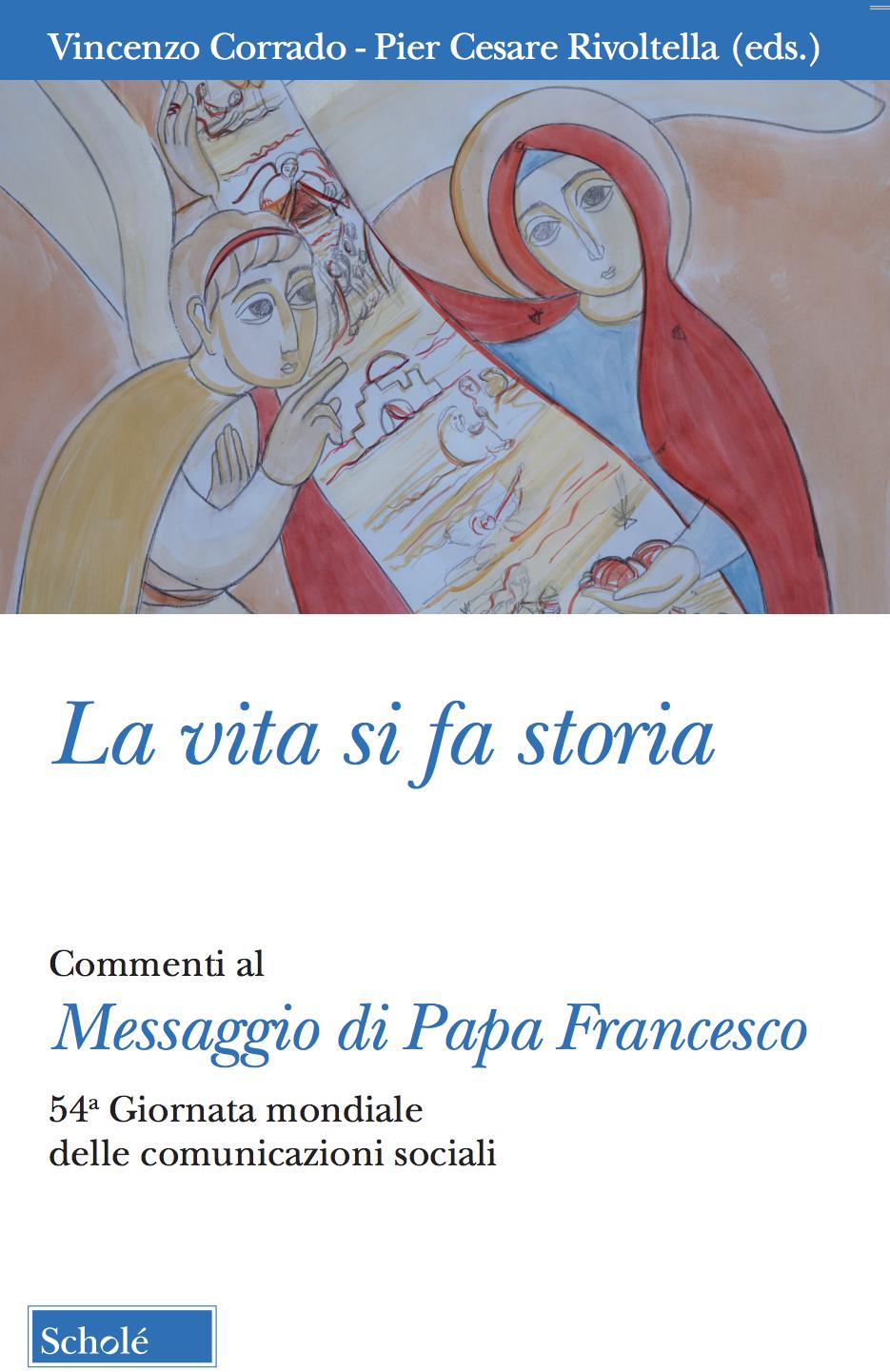 [Libro], Il commento al Messaggio del Papa curato da Rivoltella e Corrado