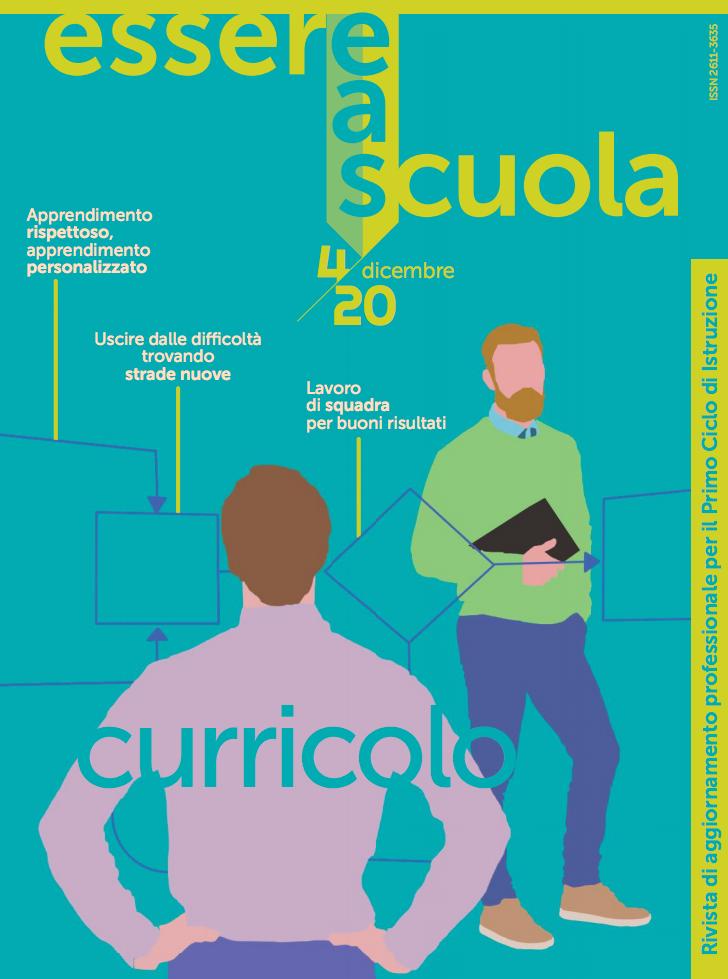 Essere a scuola: il nuovo numero dedicato al curricolo
