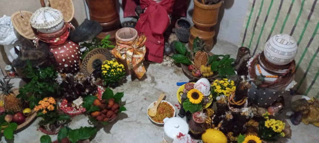 Suspended Time. Rituals of Afro-Brazilian Religions During the Covid-19 Pandemic