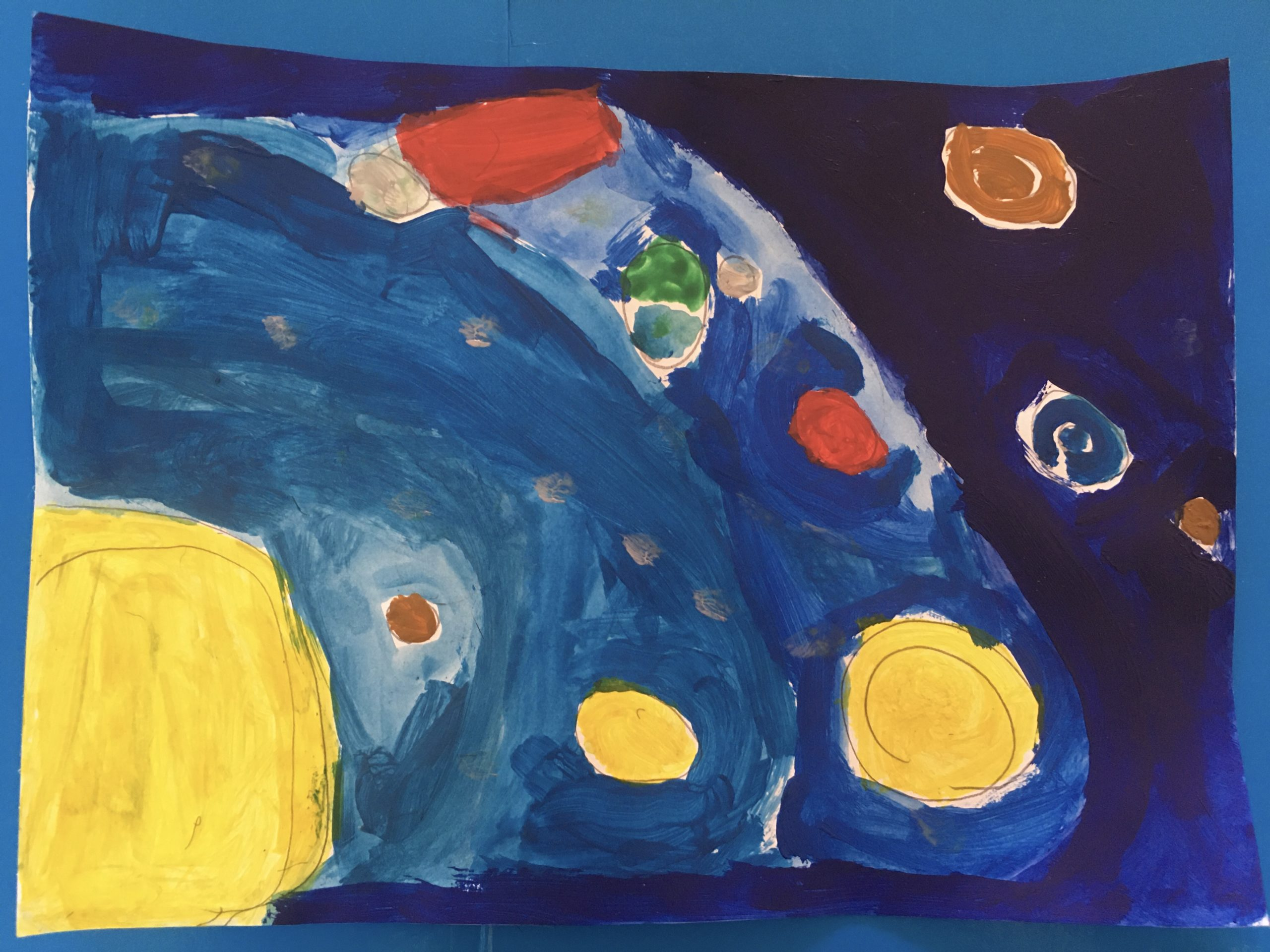 [CREA/R] Spazio chiama Terra, Terra chiama Spazio: Digital Storytelling alla Scuola Primaria