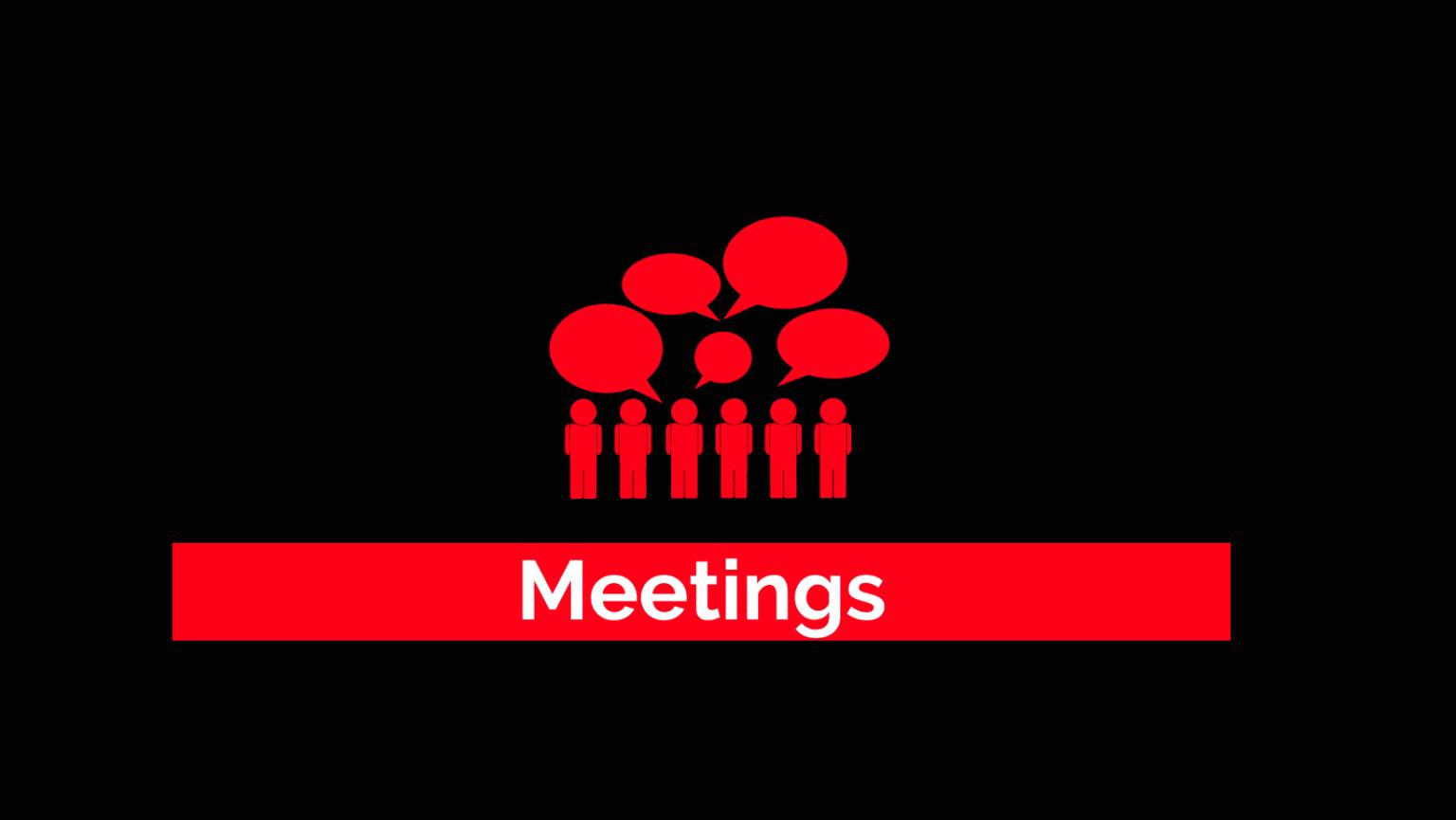 C&D – Meetings
